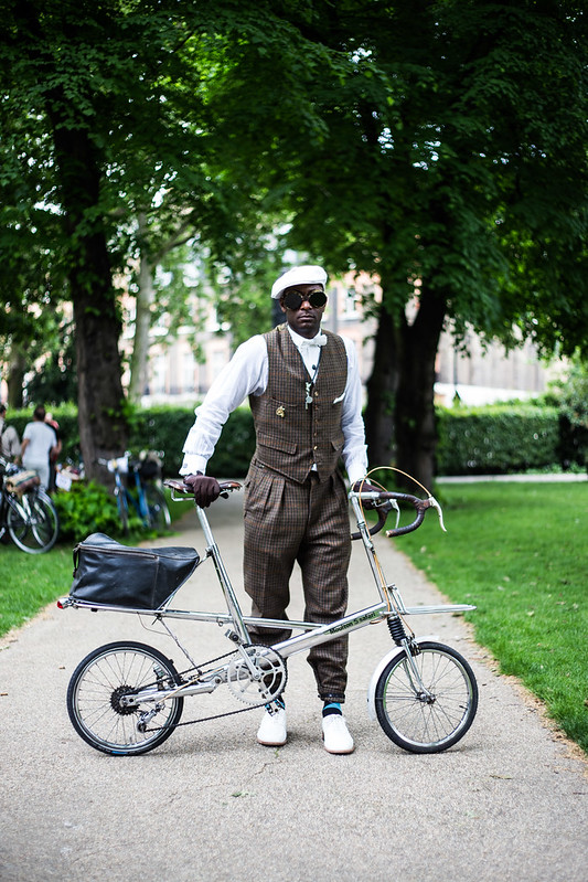 Street Style - Paradigmz, Tweed Run 2014