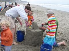 La Selva Beach Sand Castle Workshop