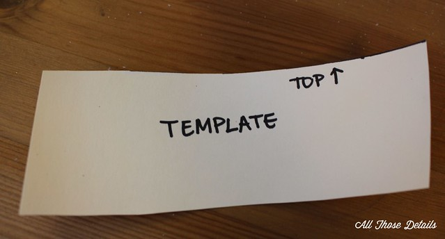 Tulle Template