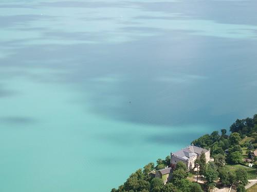Lac du Bourget, France