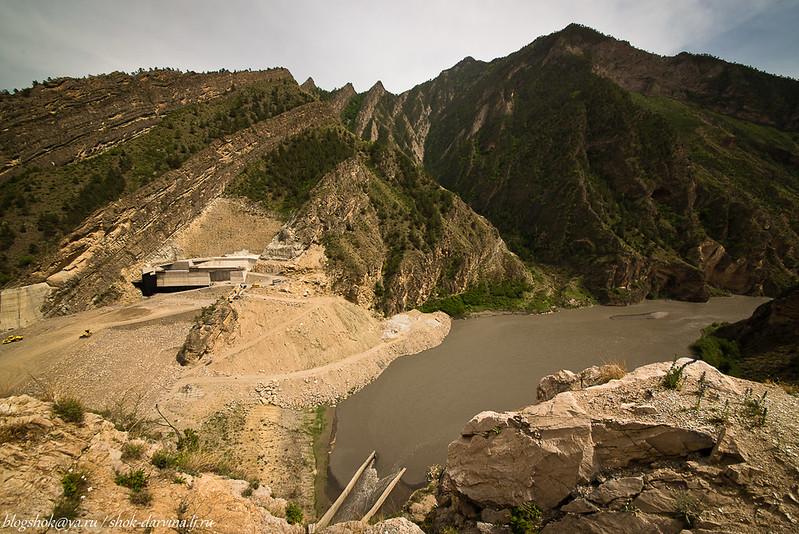 Гоцатлинская ГЭС-9