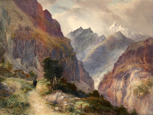 013-Alpes del Sur-Nueva Zelanda-Gully, John 1881-Museo Te PapaTongareva
