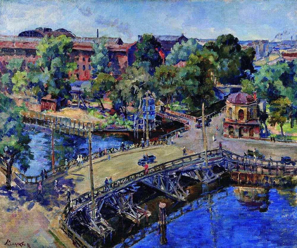 20世纪俄罗斯绘画杰作15