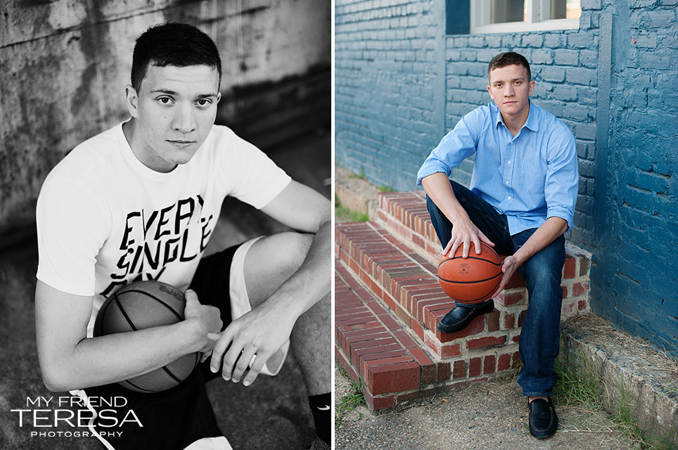 My Friend Teresa Photography Cary Academy Senior basketball