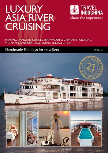 Travel Indochina's 2014-16 Asia River Cruise Brochure