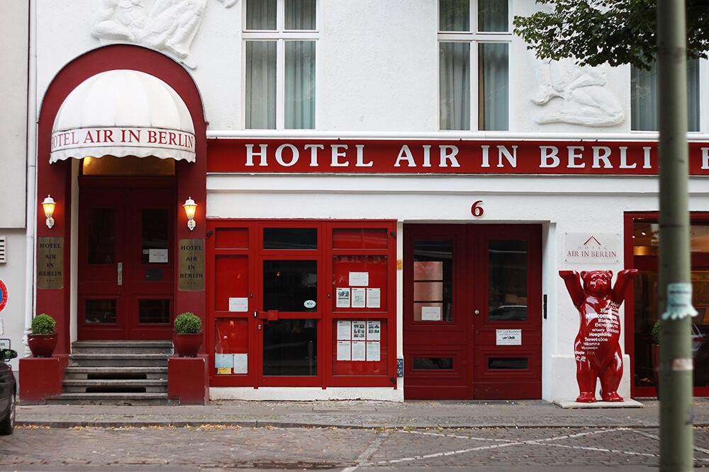 Hotelli Berliinissä