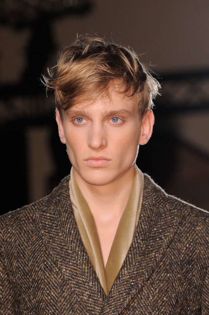 Jeroen Smits3072_FW14 Milan Daks(fashionising.com)