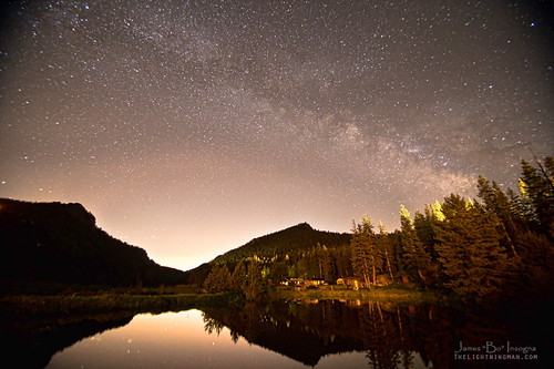 sky mountains nature night rural canon way stars landscape cabin colorado space country rustic astrophotography milky astrology milkyway 6d rollinsville gilpincounty rokymountains jamesboinsogna