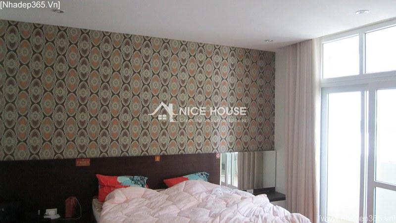 Thi công hoàn thiện nội thất nhà chị Nga - Hà Nội_13