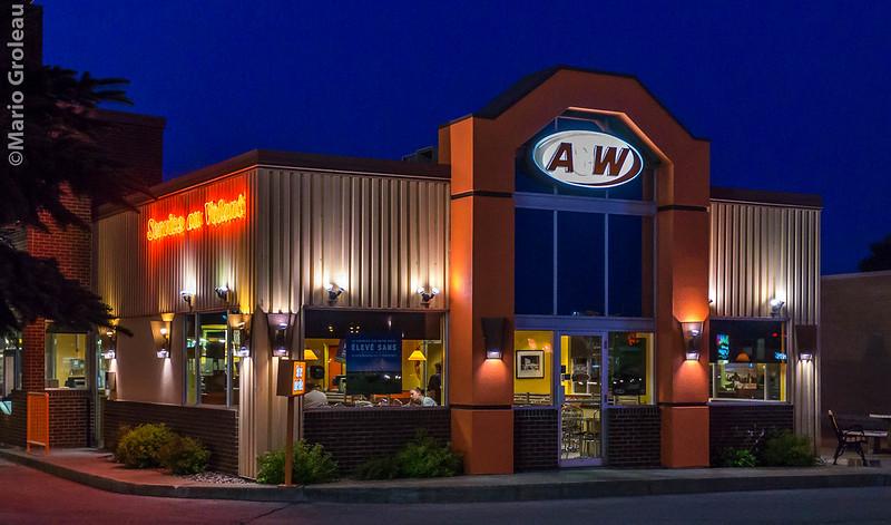 Restaurant A&W Trois-Rivières Ouest