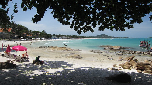 Koh Samui Chaweng Beach South