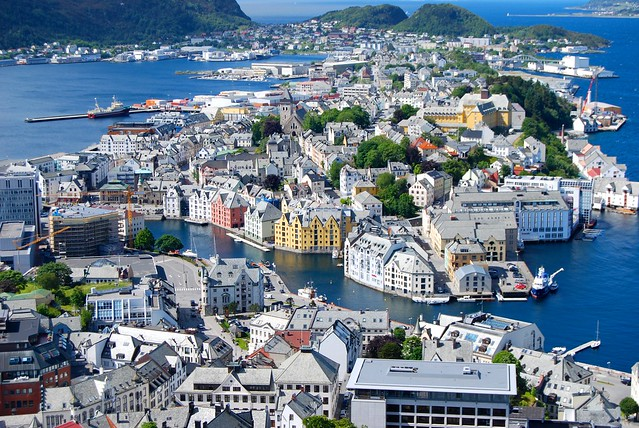 Alesund, Norway 3
