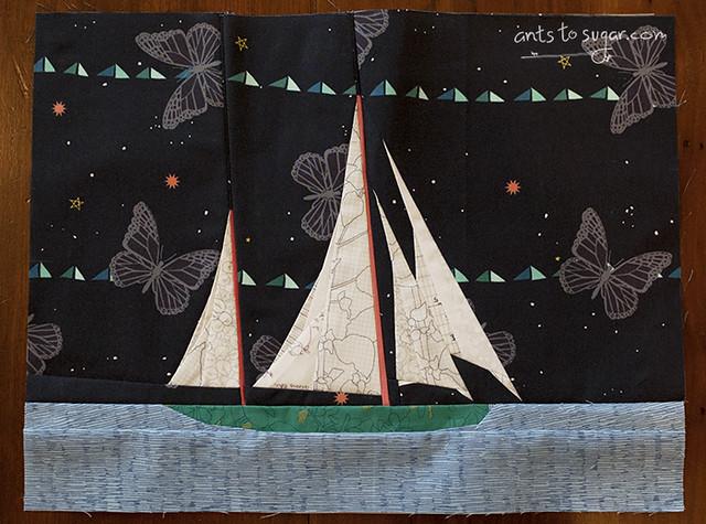 Sail Boat 2