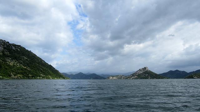 Kayaking in Lake Skadar