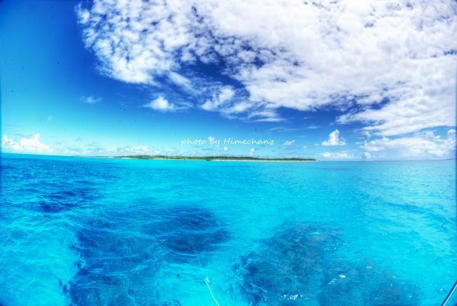 これぞまさに黒島ブルー!!!