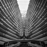 Architecture in monochrome