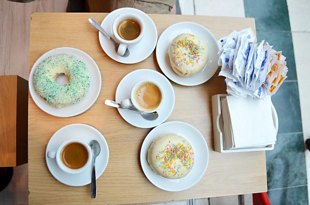 Doughnuts, Oko, La Orotava, Tenerife