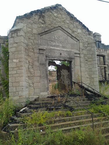 school ruin missouri gymnasium iberia nationalregister nationalregisterofhistoricplaces millercounty iberiaacademy iberiaacademyandjuniorcollege