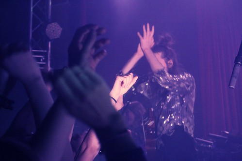 crystal fighters at lido