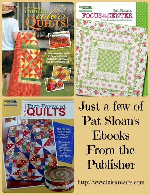 pat sloan ebooks