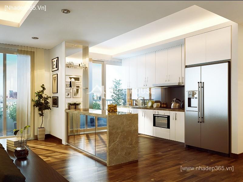 Thiết kế nội thất căn hộ nhà Lan Anh - Hà Nội_3