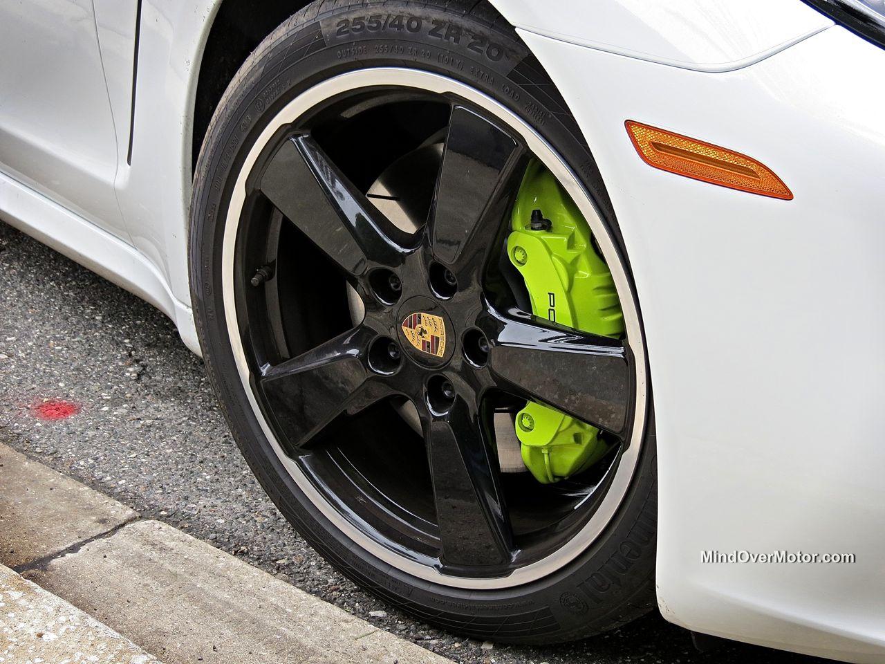 Porsche Panamera S E-Hybrid Classic Wheels