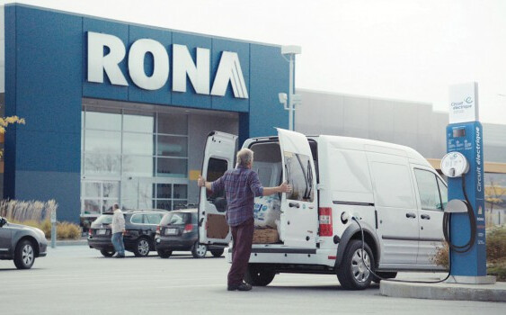 Rona reported C$42 million of net profit in the second quarter