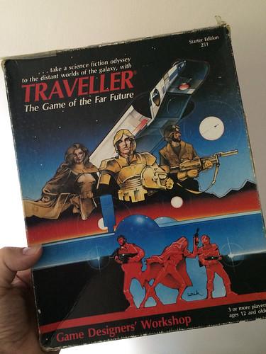 Starter Traveller RPG