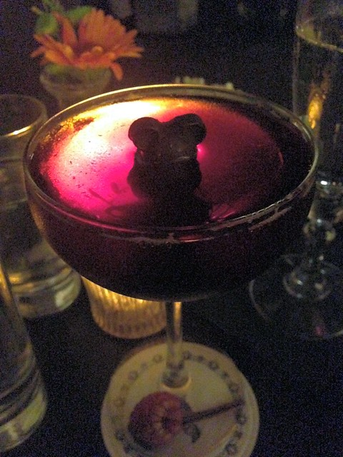 Boulevardier at Nightjar