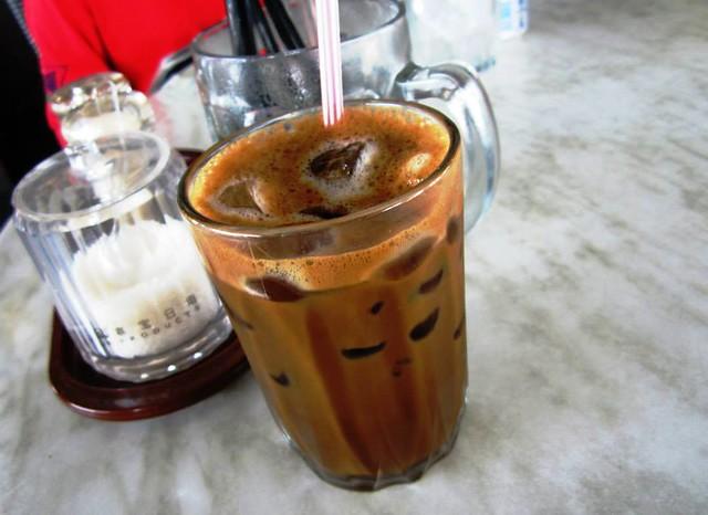 Ipoh Town Kopitiam white coffee 1
