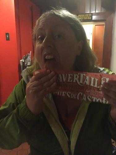 Claire loves Beavertails
