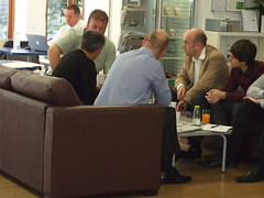 LCB - a great place for networking