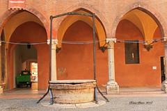 Old Well Torre Del Capitano Verona, Italy