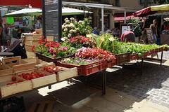 Au marché d'Aubenas