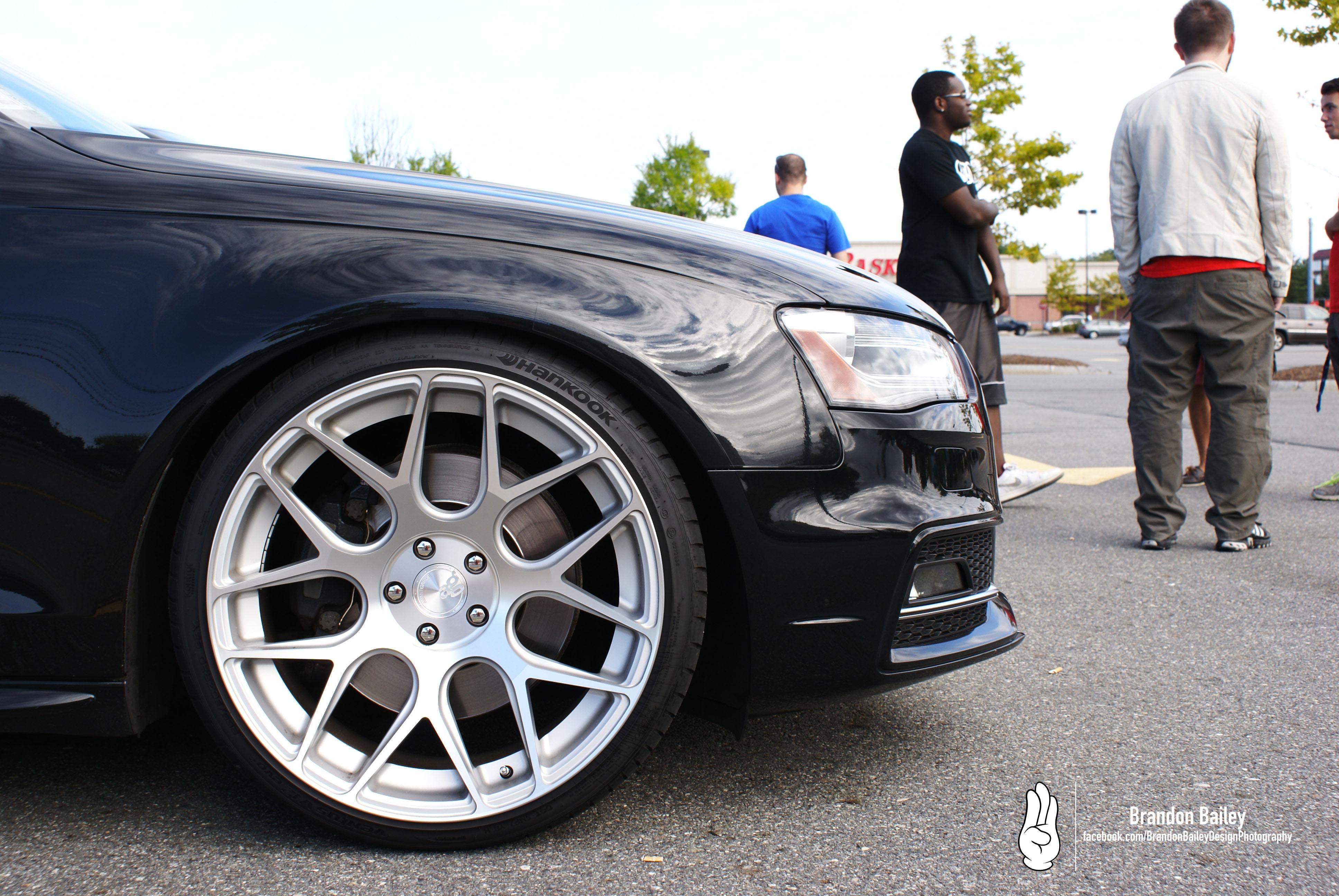Audi S4 B8 5 On Avant Garde M590