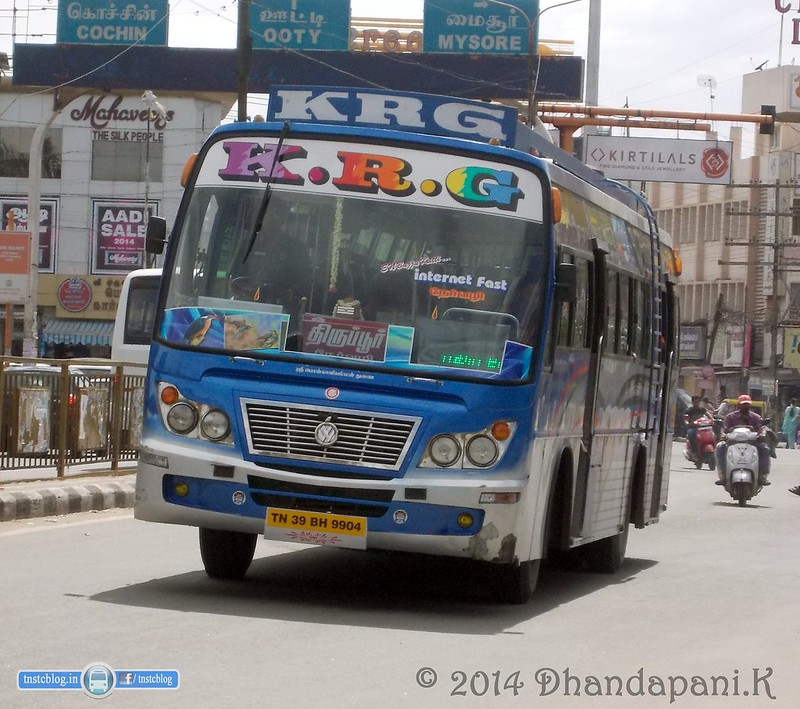 Image result for tirupur meenachi bus