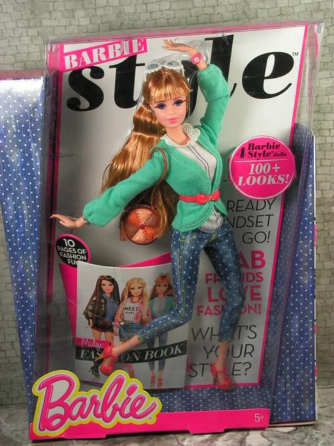 2013 Barbie Style Midge CBD30 (3)