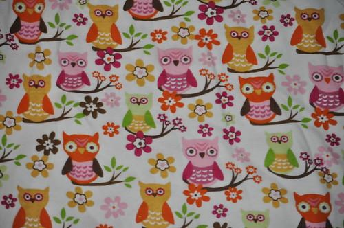 Sweet Owls knit