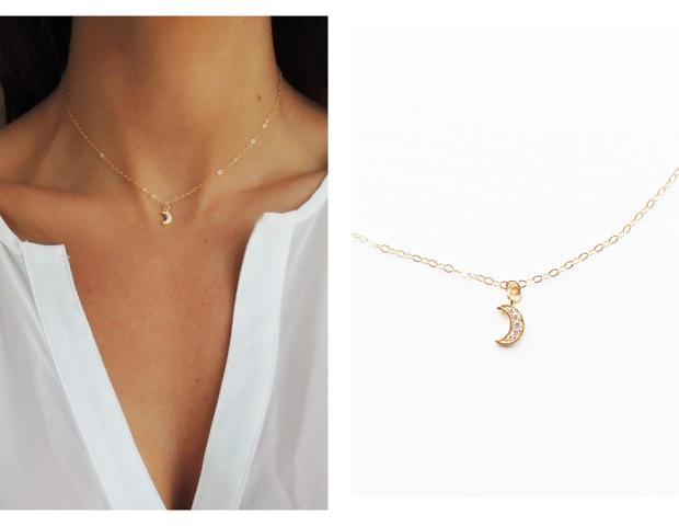 Christine Elizabeth Jewelry, delicate jewelry