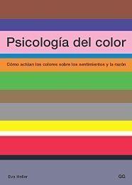 Psicología del color - Eva Heller