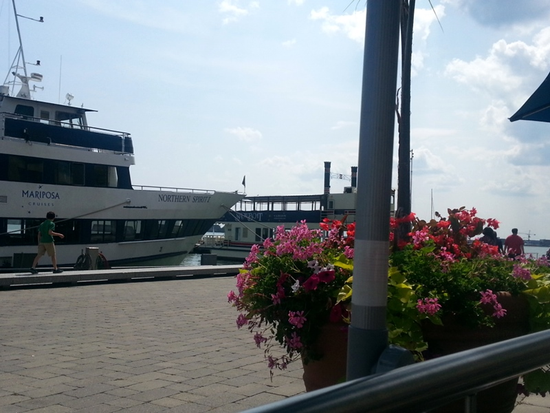 Toronto harbourfront