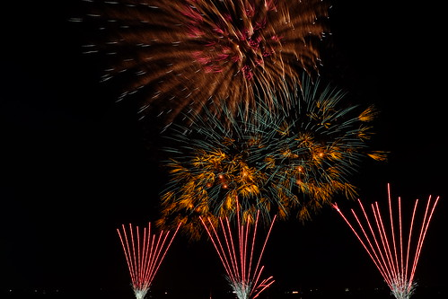 Toride Tone-River Fireworks Festival 2014 65
