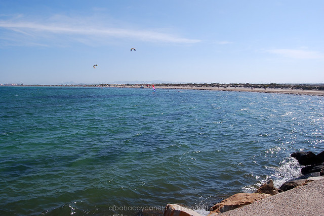 Playa de La Llana, Murcia