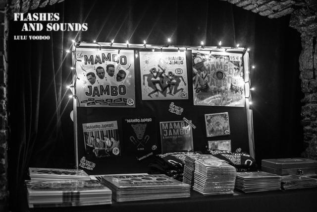 Los MAMBO JAMBO, Backstage Jamboree
