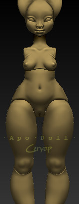 Ceryop by Apodoll