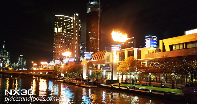 melbourne crown casino fireball