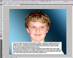Tutorial - How to make a Page Curl with the Warp Tool