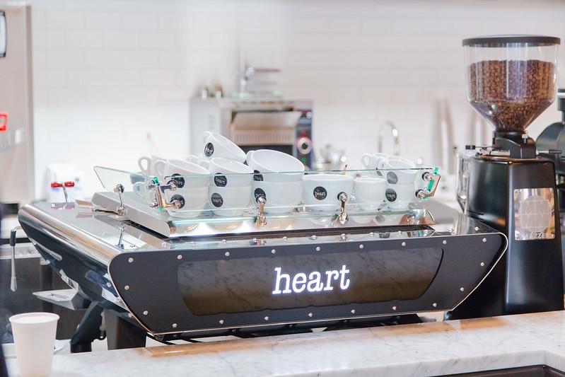 Heart Roasters, Portland