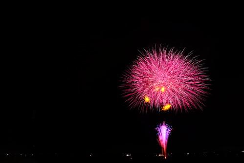 Toride Tone-River Fireworks Festival 2014 39