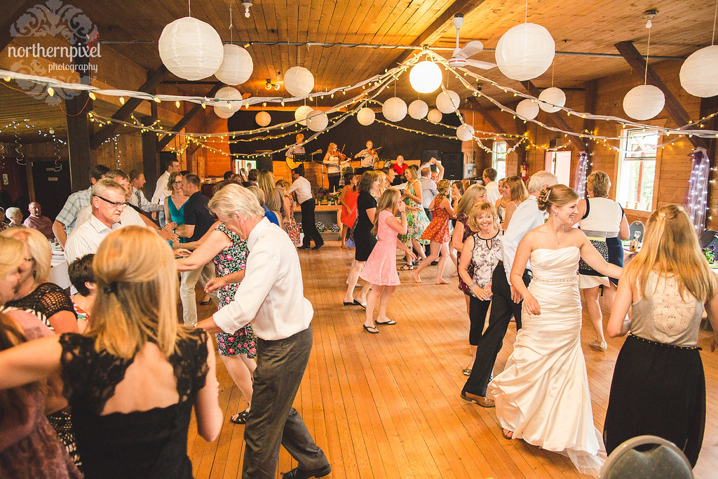 Wedding Reception Glenwood Hall Smithers BC
